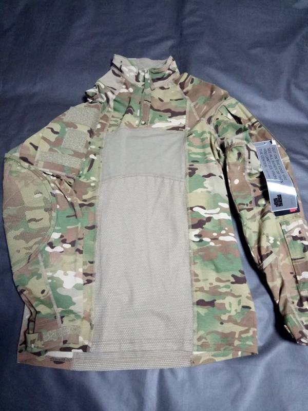 Купить Рубашка Army Combat Shirt Type II  massif для страйкбола