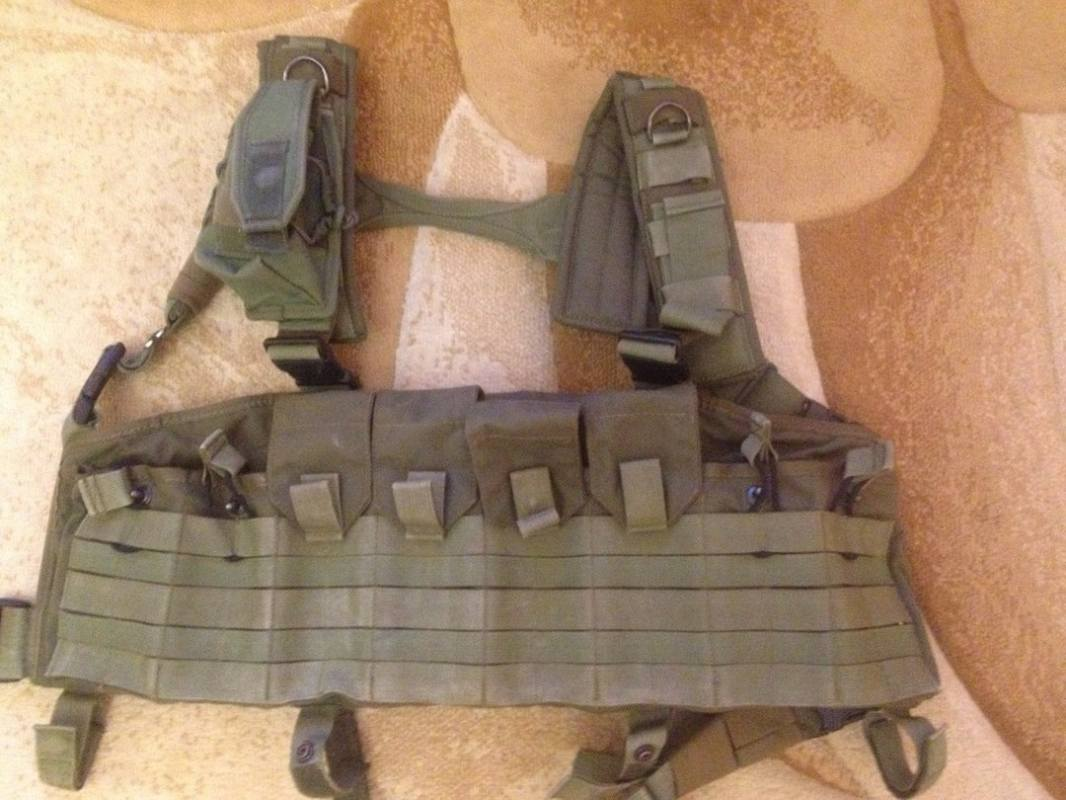 Купить CHEST RIG MK3 MULTICAM WARTECH для страйкбола