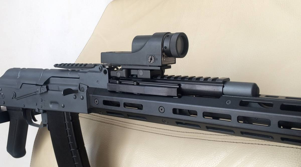 Купить Trijicon Reflex 1x24 Red Dot China для страйкбола